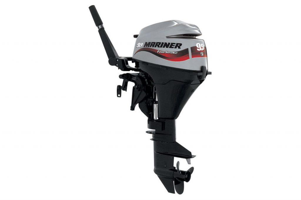 Четырехтактный лодочный мотор Mariner/Mercury F9.9
