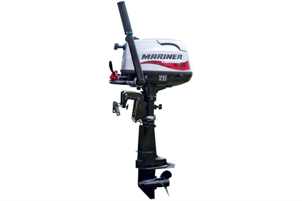 Четырехтактный лодочный мотор Mariner F5