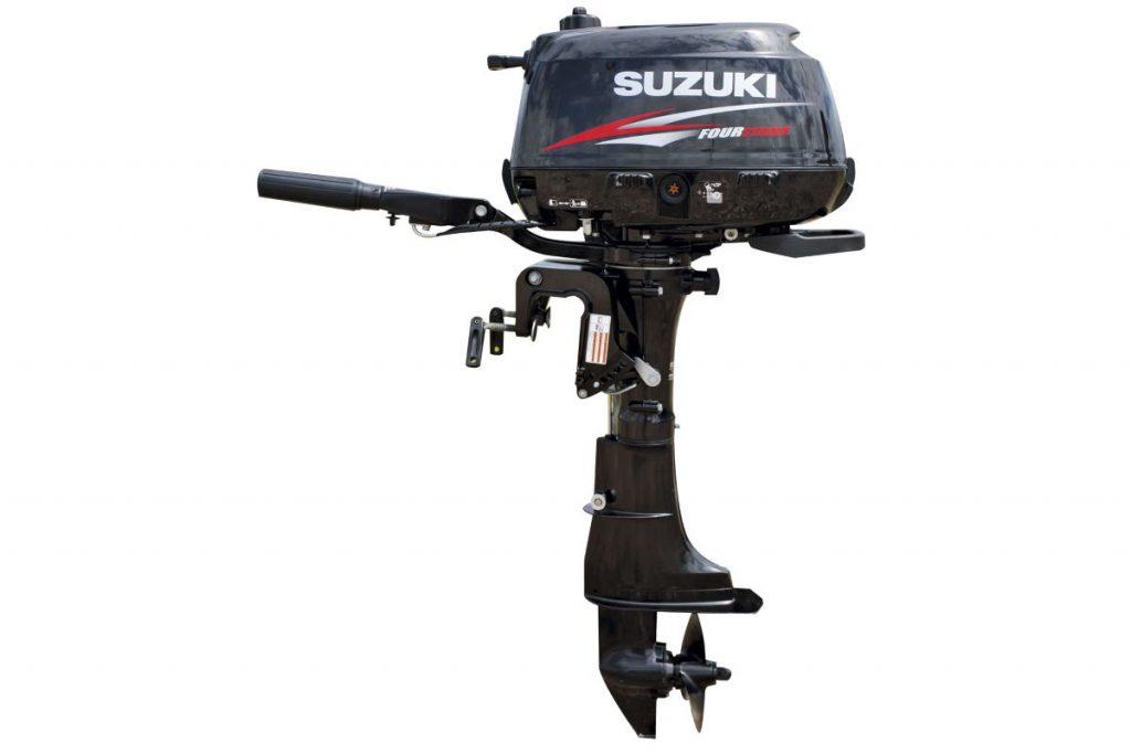 Четырехтактный лодочный мотор Suzuki DF5