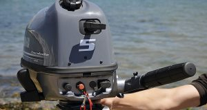 Лодочные моторы 5 л.с. - сравнительный тест