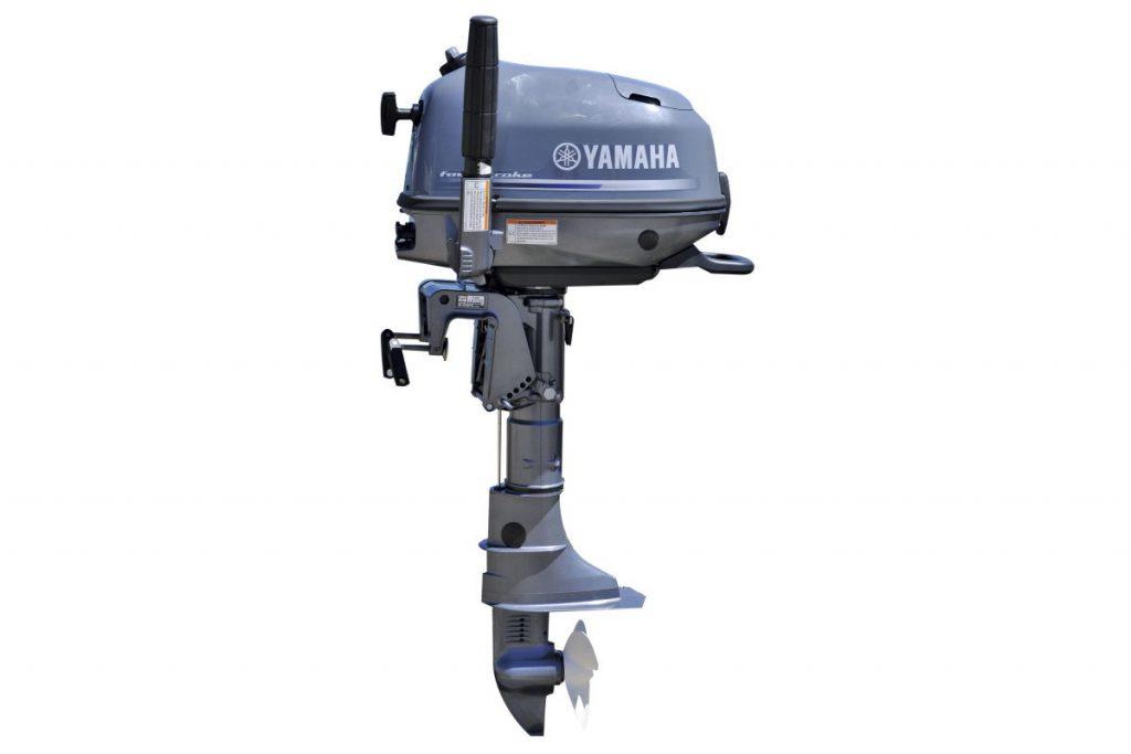 Четырехтактный лодочный мотор Yamaha F5