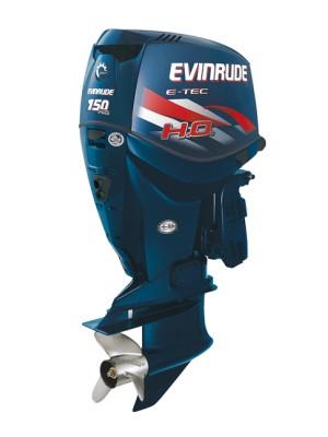 Evinrude E150DPL (DSL, DHL, DPX, DCX, DBX)