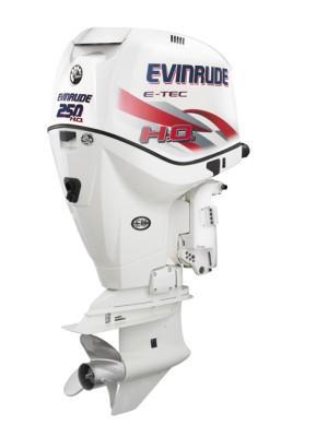 Evinrude E250HSL (HSX, HSZ)