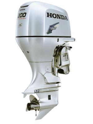 Honda BF 200 LU (XU)