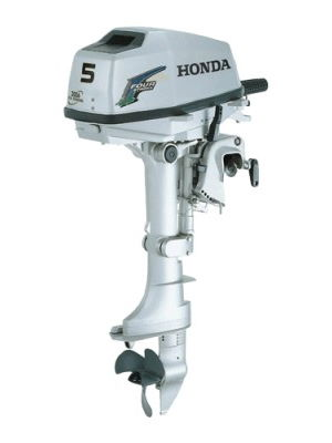 Honda BF 5 SU