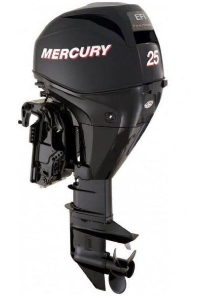 Mercury ME F 25 EL EFI