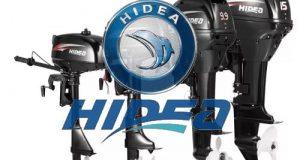 Hidea лодочные моторы