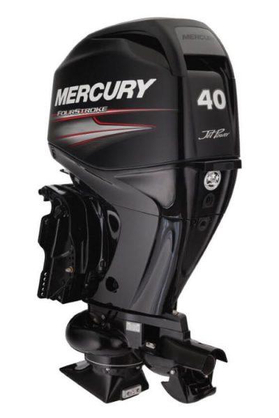 Mercury ME JET F 40 ELPT EFI