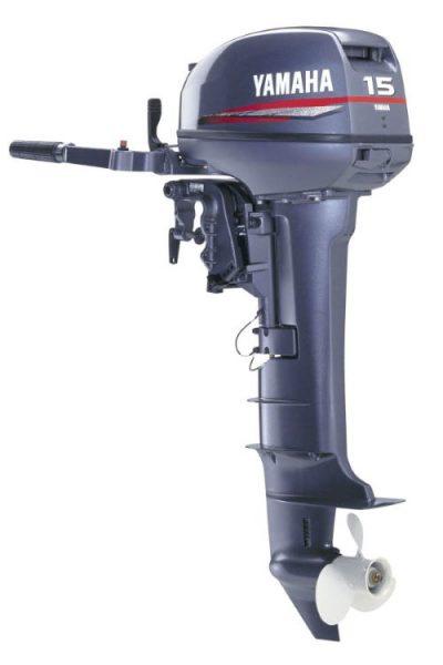 Yamaha 15 FMHL