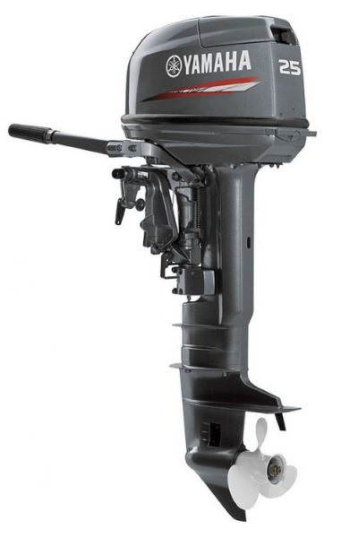 Yamaha 25 BMHL