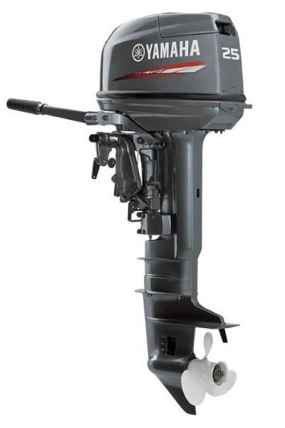 Yamaha 25 BWCS