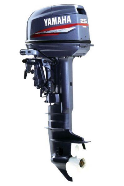 Yamaha 25 BWS