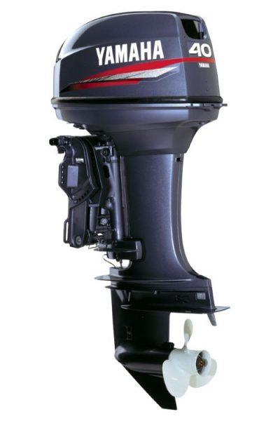 Yamaha 40 XWS