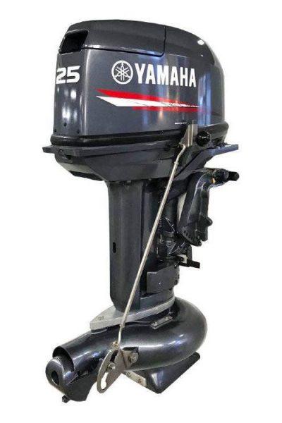 Yamaha 25 BMHS Jet