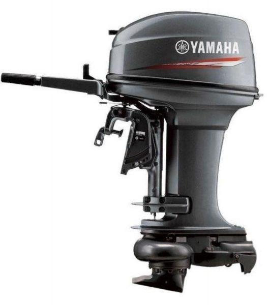 Yamaha 40 XMHS Jet