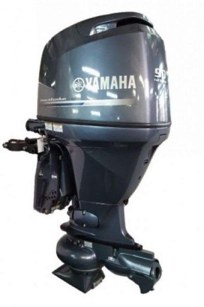 Yamaha F 90 BETL Jet