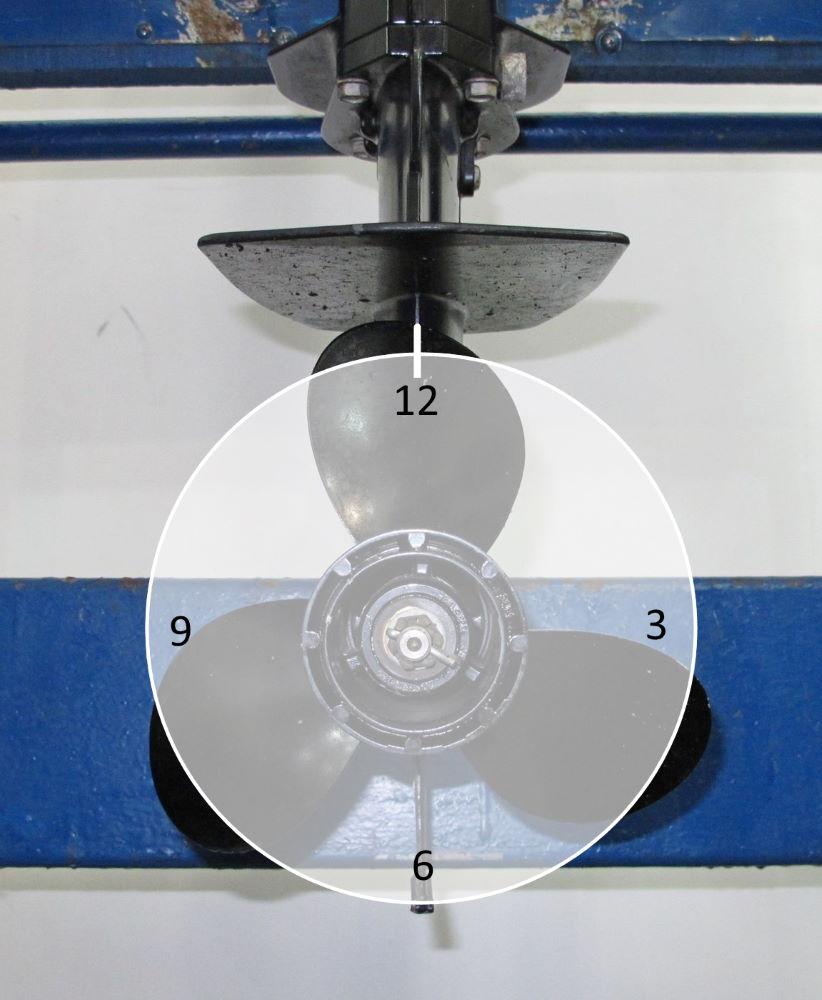 Как узнать передаточное число редуктора лодочного мотора - фото 2