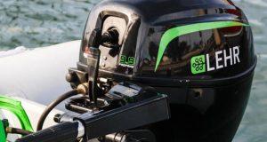Лодочные моторы LEHR набирают популярность