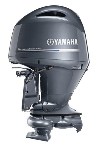 Yamaha F 225 FETX Jet