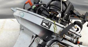 Что делать если утонул лодочный мотор