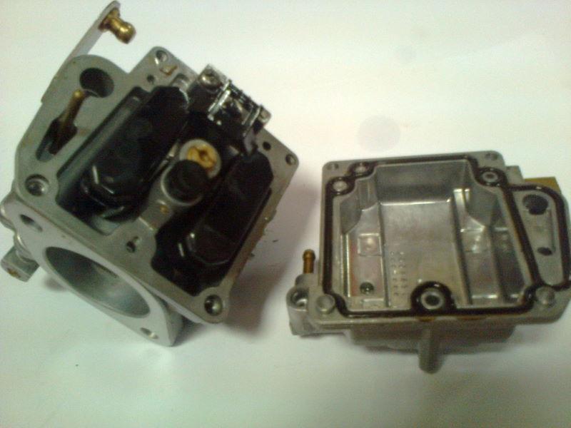 Как выглядит поплавковая камера лодочного мотора
